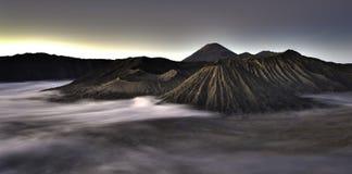 Montanha Bromo Fotografia de Stock