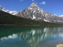 Montanha canadense do ` s imagens de stock royalty free