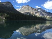 Montanha canadense do ` s foto de stock