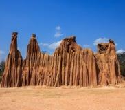 Montanha da areia Fotos de Stock Royalty Free
