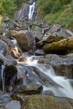 Montanha da cachoeira Fotos de Stock