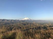 Montanha da montanha Elbrus fotos de stock royalty free