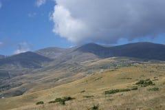 Montanha da natureza Imagem de Stock Royalty Free