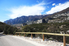 Montanha da paisagem Fotografia de Stock Royalty Free
