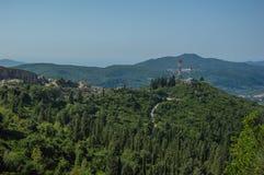Montanha da rocha Foto de Stock Royalty Free