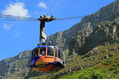Montanha da tabela, África do Sul Imagem de Stock Royalty Free