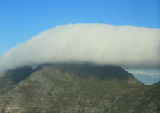 Montanha da tabela, África do Sul Foto de Stock Royalty Free