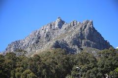 Montanha da tabela, Cape Town Imagens de Stock Royalty Free