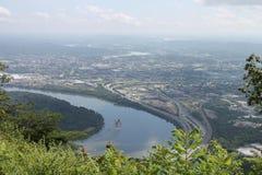 Montanha da vigia, Chattanooga, TN Foto de Stock