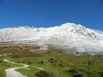 Montanha de Anboto Foto de Stock
