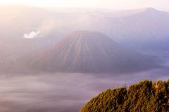 Montanha de Bromo Fotos de Stock