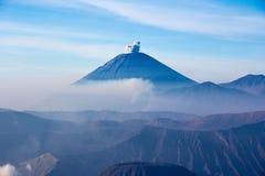 Montanha de Bromo Fotografia de Stock