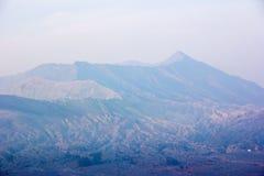 Montanha de Bromo Imagem de Stock Royalty Free
