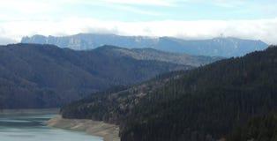Montanha de Ceahlau romania Imagem de Stock Royalty Free