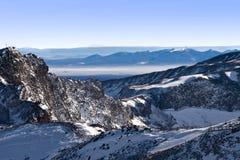 Montanha de Changbai Imagem de Stock Royalty Free