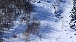 Montanha de Changbai Foto de Stock Royalty Free