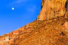 Montanha de Chisos Fotografia de Stock Royalty Free