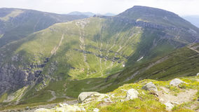 Montanha de Costila Imagem de Stock