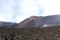 Montanha de Etna Fotografia de Stock