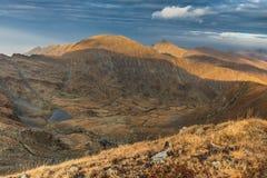 Montanha de Fagaras Imagens de Stock
