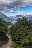 Montanha de Fitz Roy imagens de stock