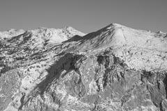 Montanha de Höllwieser Foto de Stock Royalty Free