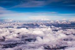 Montanha de Himalaya - Ladakh, Índia fotografia de stock royalty free