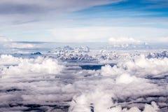 Montanha de Himalaya - Ladakh, Índia Foto de Stock Royalty Free