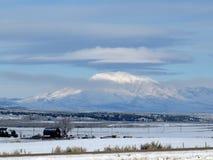Montanha de Idaho Imagens de Stock Royalty Free
