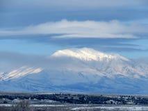 Montanha de Idaho Imagem de Stock Royalty Free