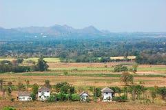 Montanha de Khao Yai Fotos de Stock Royalty Free