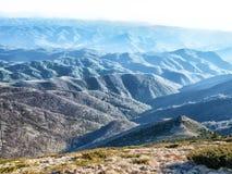 Montanha de Kopaonik fotografia de stock royalty free