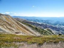 Montanha de Kopaonik fotografia de stock