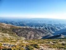 Montanha de Kopaonik foto de stock