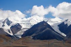 Montanha de Kunlun Fotos de Stock Royalty Free