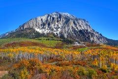 Montanha de Marcelina imagens de stock
