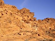 Montanha de pedra Fotografia de Stock