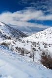 Montanha de pedra Fotos de Stock Royalty Free