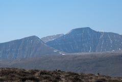 Montanha de Penyfan Imagens de Stock