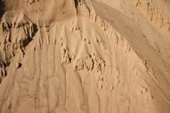 Montanha de Peschannaya Foto de Stock