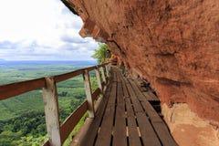 Montanha de Phutok Imagens de Stock Royalty Free