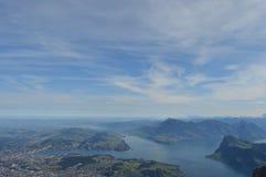 Montanha de Pilatus Imagem de Stock Royalty Free