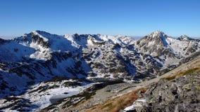 Montanha de Pirin Foto de Stock