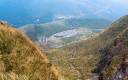 Montanha de Qixing fotografia de stock royalty free