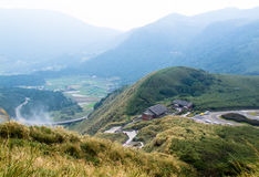 Montanha de Qixing Fotos de Stock Royalty Free