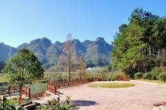 Montanha de Qiyun Fotos de Stock