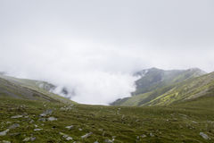 Montanha de Retezat Fotografia de Stock