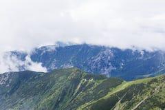 Montanha de Retezat Imagem de Stock Royalty Free