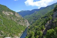 Montanha de Rhodopes Imagem de Stock Royalty Free