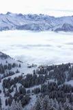 Montanha de Rigi, Switzerland Fotografia de Stock Royalty Free